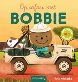 Clavis geluidenboekje  Op safari met Bobbie