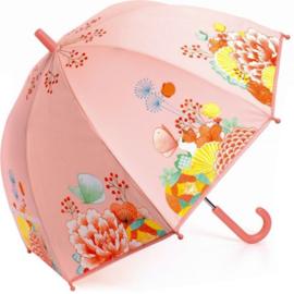 Djeco Kinderparaplu  Bloemen & Vlinders