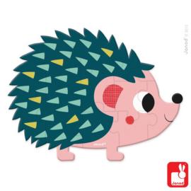 Janod Mini puzzel Egel