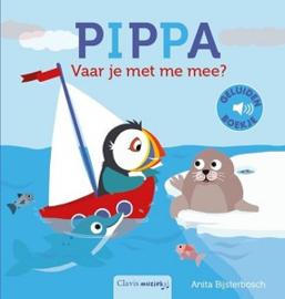 Clavis geluidenboek Pippa vaar je met me mee?