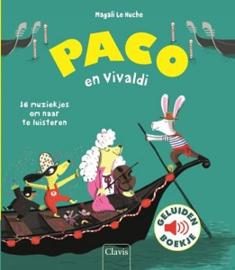 Clavis geluidenboek Paco en Vivaldi