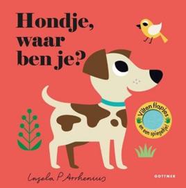 Uitgever Gottmer  Flapjesboekje Hondje, waar ben je?