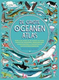 Uitgever Rubinstein De grote oceanenatlas