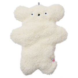 Lodger Knuffel Fuzzy Off white