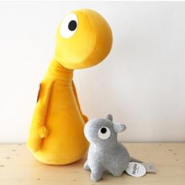 Olli & Jeujeu knuffel Jeujeu