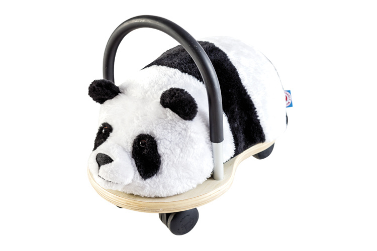 Wheelybug Plush Panda