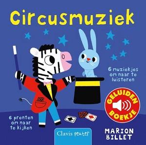 Clavis Geluidenboekje Circusmuziek