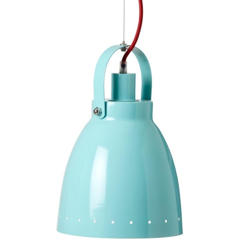 Done By Deer Metal Lamp Blue