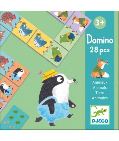 Djeco Domino Dieren