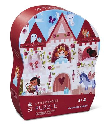 Crocodile Creek  mini puzzel Prinses