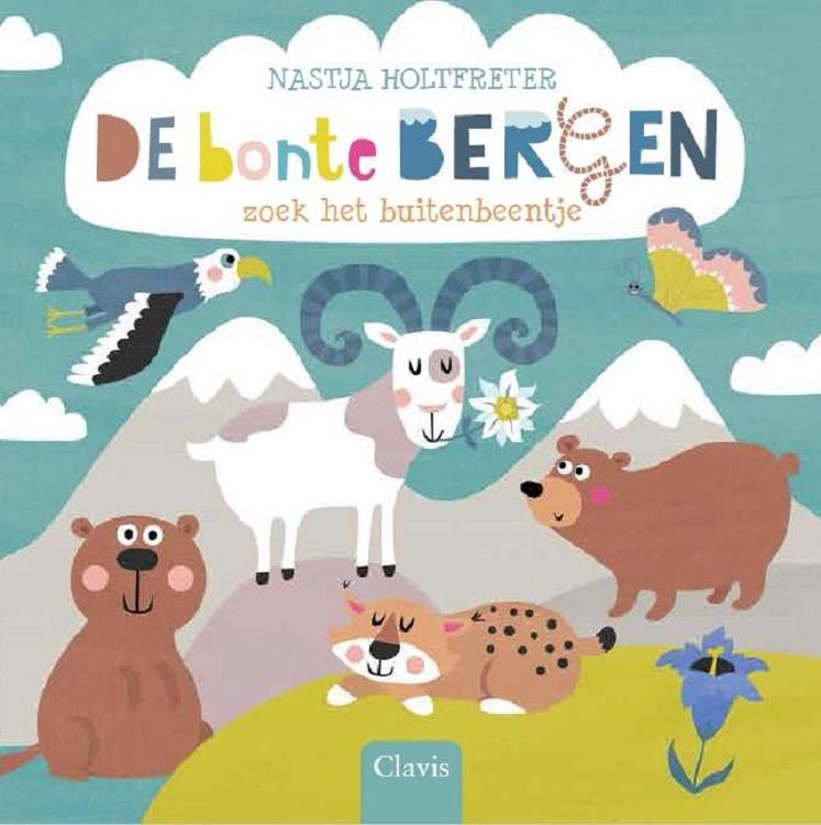 Clavis De Bonte Bergen