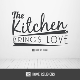The Kitchen Brings Love