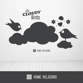Cloudy Birds