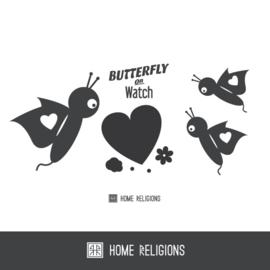 Butterfly On Watch