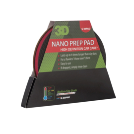 "3D Nano Pad Medium Grade, 6"" (clay bar alternatief)"