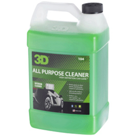 3D ALL PURPOSE CLEANER - 1 gallon / 3,8 liter jerrycan