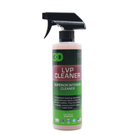 3D LVP CLEANER - 16 oz / 473 ml Spray Fles