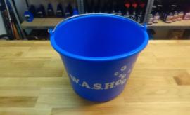 W.A.S.H. 12 Liter Emmer blauw