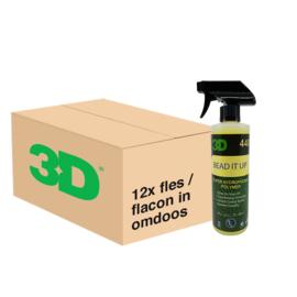 3D Bead it Up - 12x 16 oz / 473 ml Spray Fles in Grootverpakking