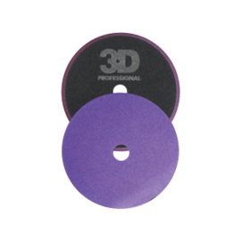 3D Light Purple Foam Cutting/Polishing pad 5.5""