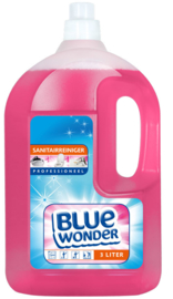 Blue Wonder Sanitairreiniger Professioneel - 3000 ml fles
