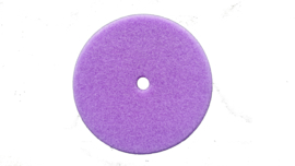 ACC Purple Medium Cut foam pad 140 mm