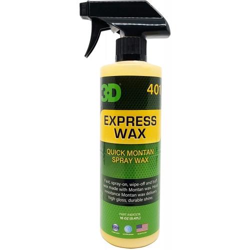 3D Express Wax - 16 oz / 473 ml Spray Fles