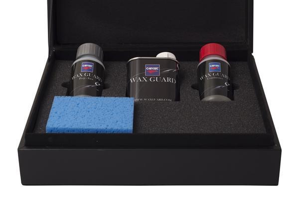 CarTec WAX GUARD kit