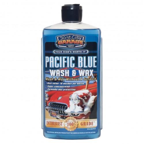 Surf City Garage Pacific Blue Wash & Wax 16oz