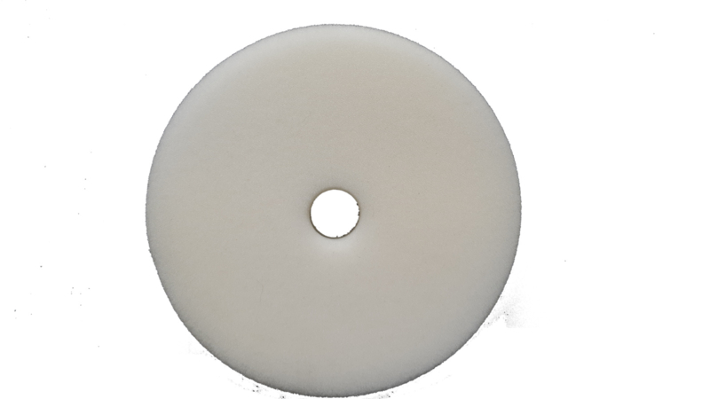ACC White Coarse Trapez pad 140 mm / 5""