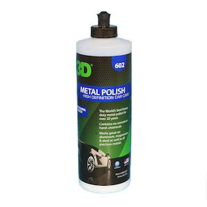 3D METAL POLISH - 16 oz / 474 ml Flacon