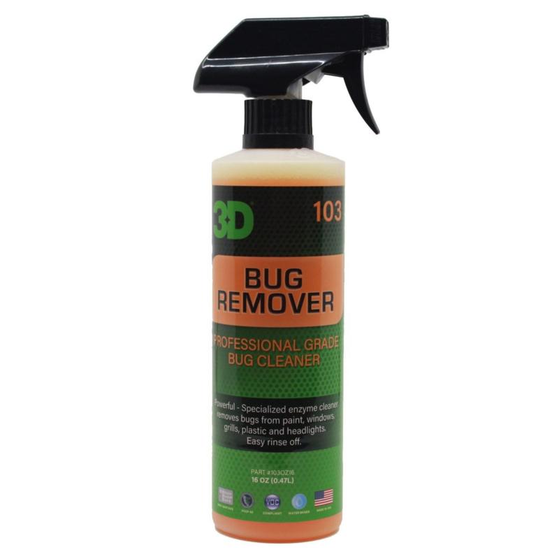 3D Bug Remover - 16 oz / 473 ml Spray Fles