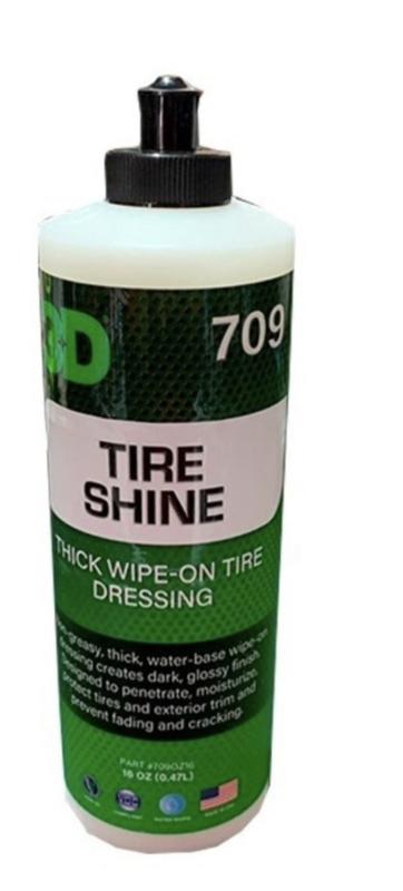 3D TIRE SHINE - 16 oz / 473 ml Flacon