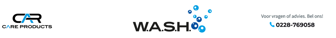 W.A.S.H. CAR CARE PRODUCTS