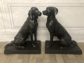 Eichholtz Dogs Pointer & Hound set of 2