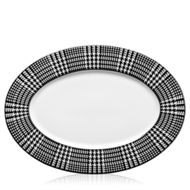 Eichholtz Oval Plate Bergdorf set of 4
