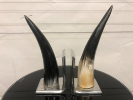 Eichholtz Bookend Horn set of 2