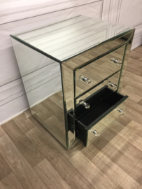 Eichhotz Bedside Table Brera