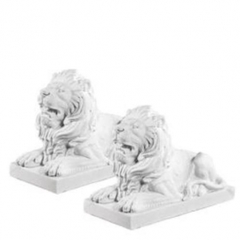 Eichholtz Statue Lion set of 2