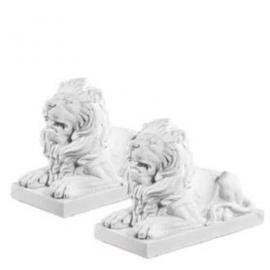 Eichholtz Statue Lion set of 2