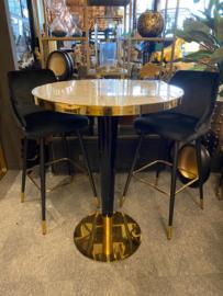 Richmond Interiors Bartafel Osteria 80Ø (Gold)