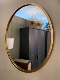 Richmond Interiors Spiegel Maeron goud 70Ø (Gold)