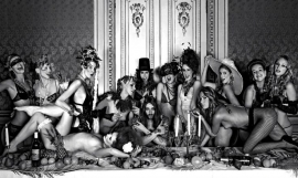 The Last supper by Jordi Gomez 'Het laatste avondmaal'