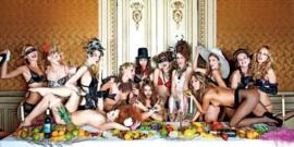 Last Supper - Jordi Gomez - Het Laatste Avondmaal Color/kleur