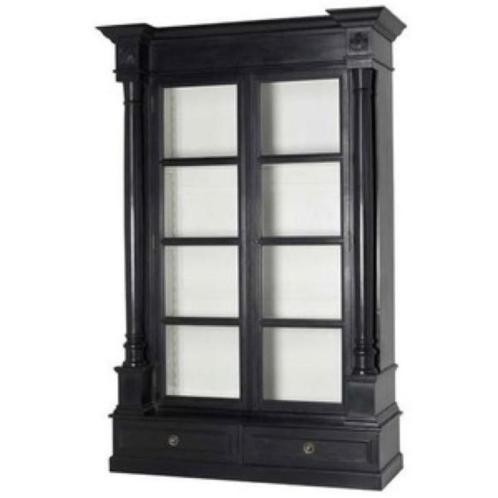 Eichholtz Cabinet Grillon finition noir