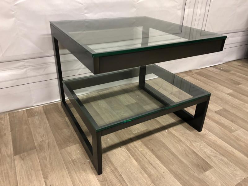 Eettafel Stoelen Gamma.Eichholtz Side Table Gamma Bijzettafels Luxury Living Outlet