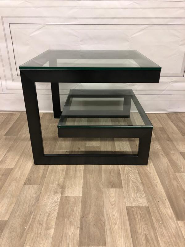 Gamma Eettafel Stoelen.Eichholtz Side Table Gamma Bijzettafels Luxury Living Outlet