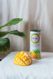 Vit Hit Sparkling Mango Pineapple 330ml