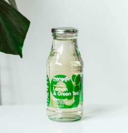 Mangajo Lemon & Green Tea 250ml