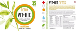 Vit Hit Detox Vitamin Drink 500ml
